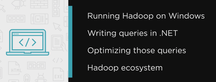 Hadoop for  NET Developers