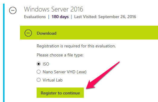 1, 2, 3, GO! Run IIS in Docker on Windows Server 2016 (Evaluation