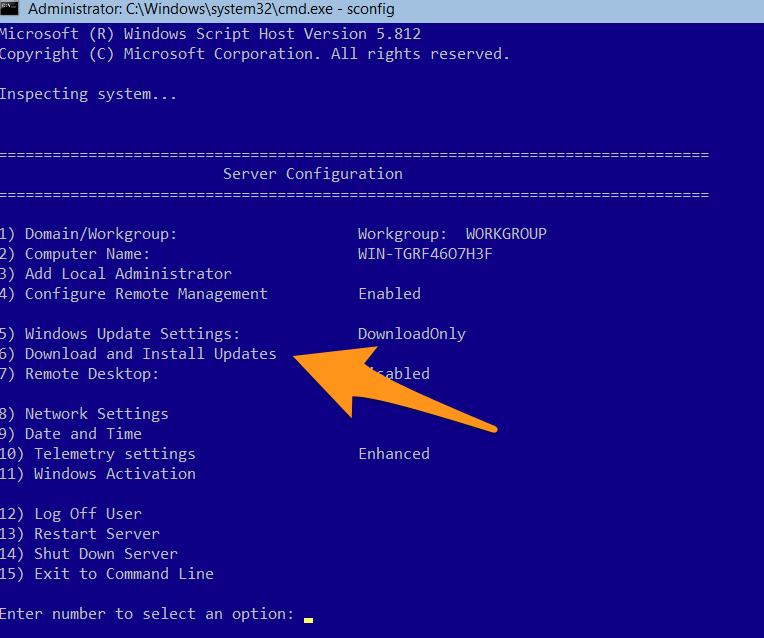 Windows Server 2016 License Expired Shutdown