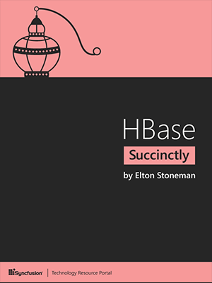 HBase Succinctly book cover