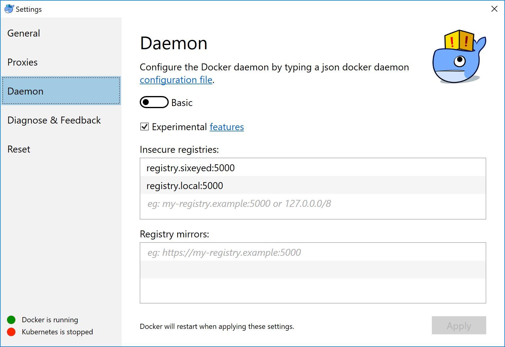 Windows Weekly Dockerfile #20 - from the book Docker on Windows